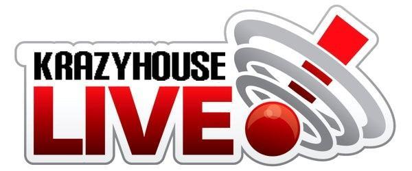 Krazyhouse live logo