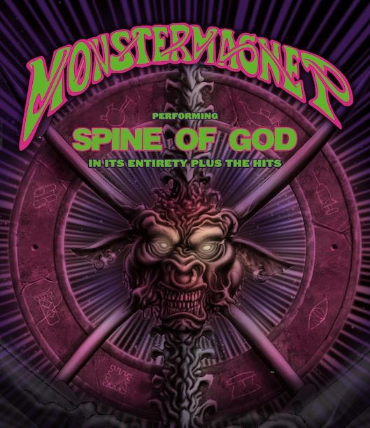 monster magnet  spine of god  live   u2013 circlekj