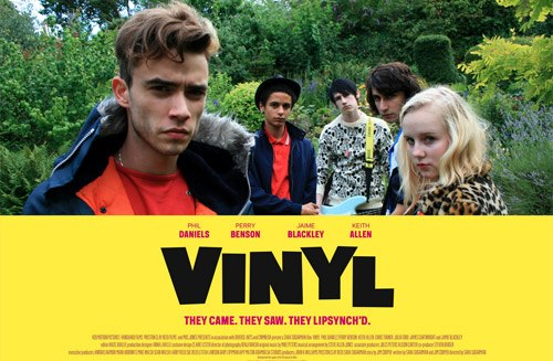 vinyl film