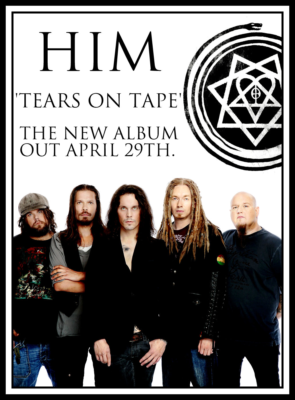 HIM - Tears On Tape | Releases, Reviews, Credits | Discogs