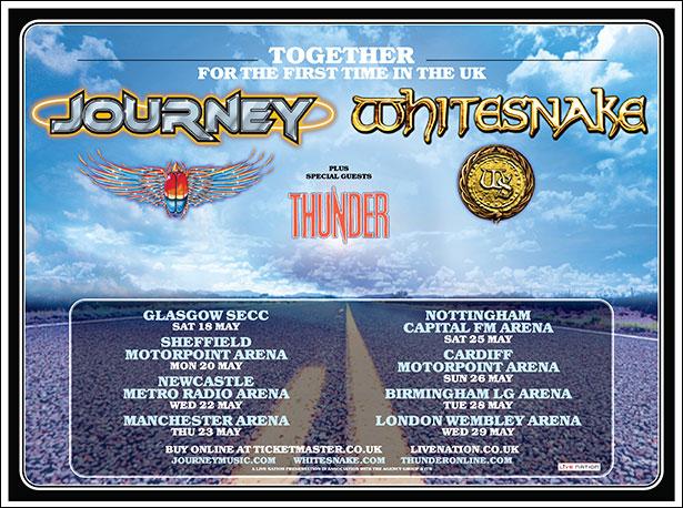 wsnake tour poster