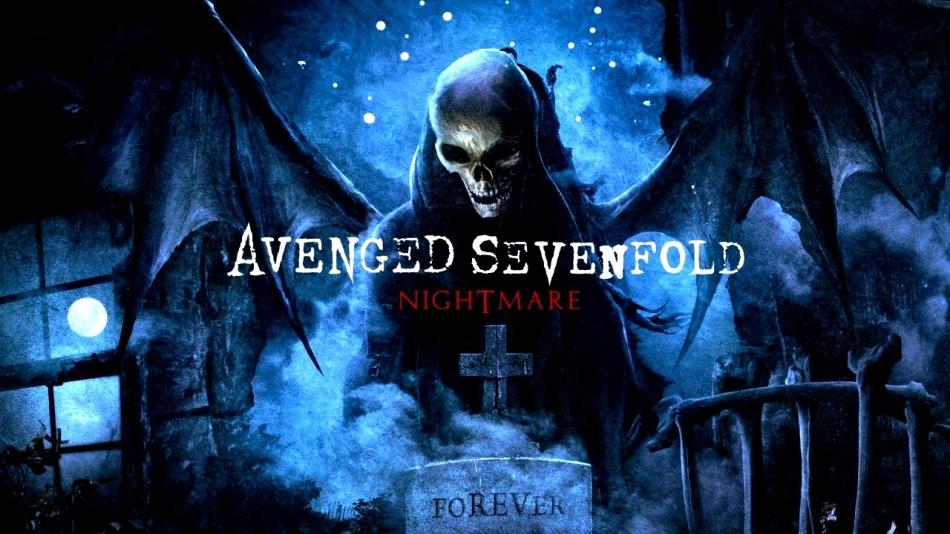 avenged+sevenfold+nightmare