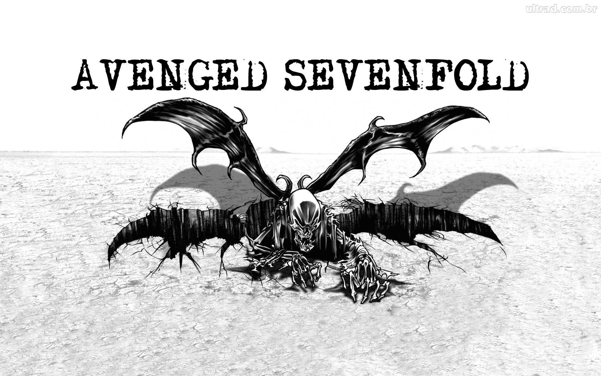 Avenged Sevenfold Afterlife Wallpaper hail to the king | Cir...