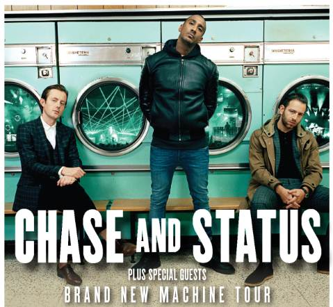 chase and status tour