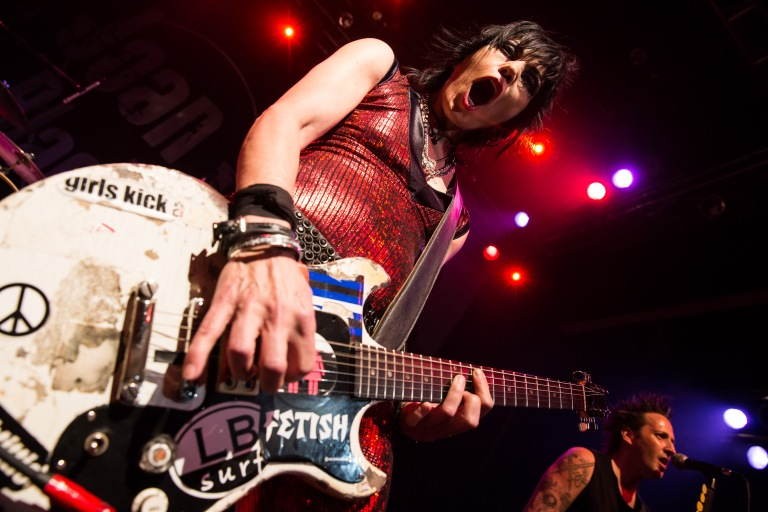 6th Annual Sunset Strip Music Festival Launch Party Honoring Joan Jett