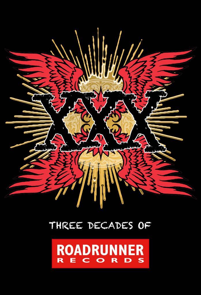 XXX: Three Decades Of Roadrunner Records! – Circlekj