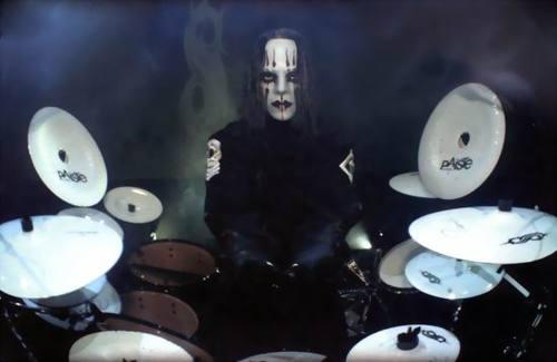 Joey+Jordison