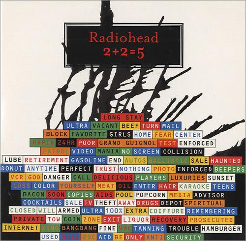 Radiohead+-+2+2=5+Two+Two=Five+-+5_+CD+SINGLE-263249