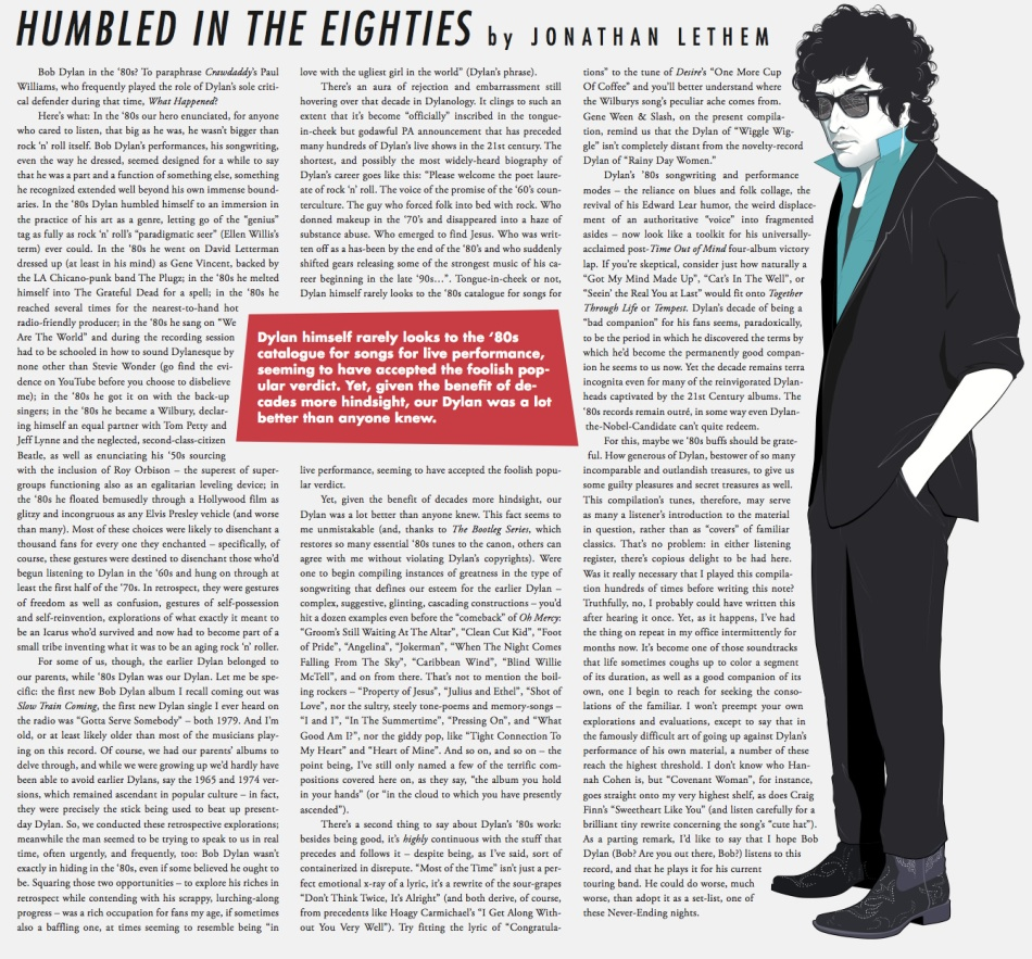 dylan humbled-essay