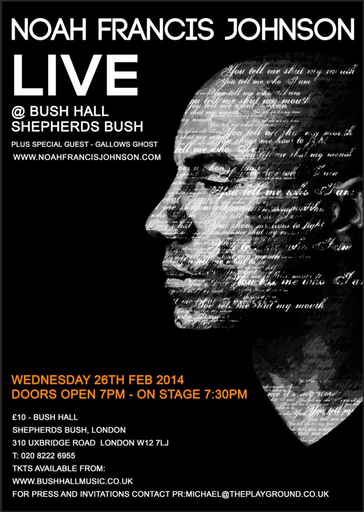 nfj tour shepherd-bush-26-feb