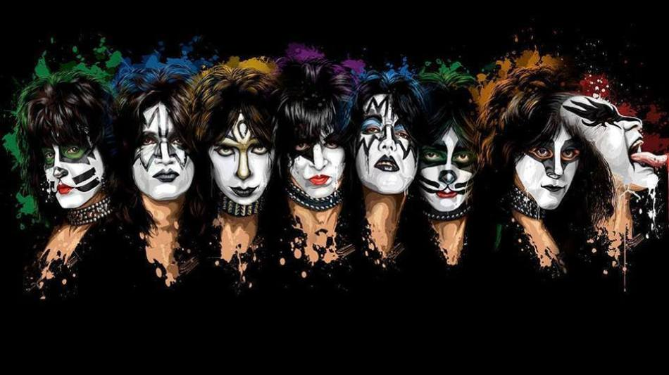kiss montage all members
