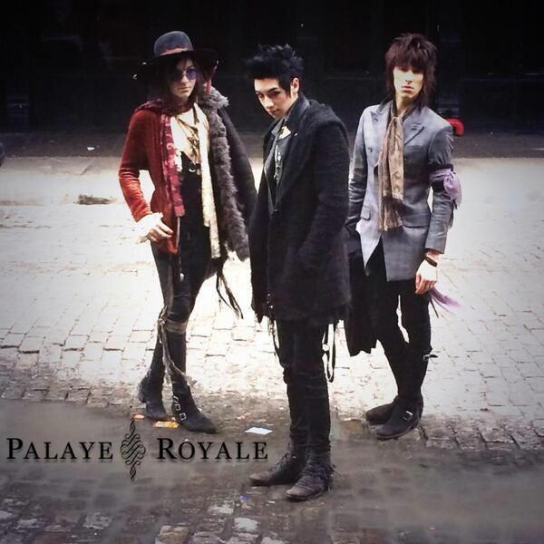 Palaye Royale The Best New Band You Never Heard Circlekj
