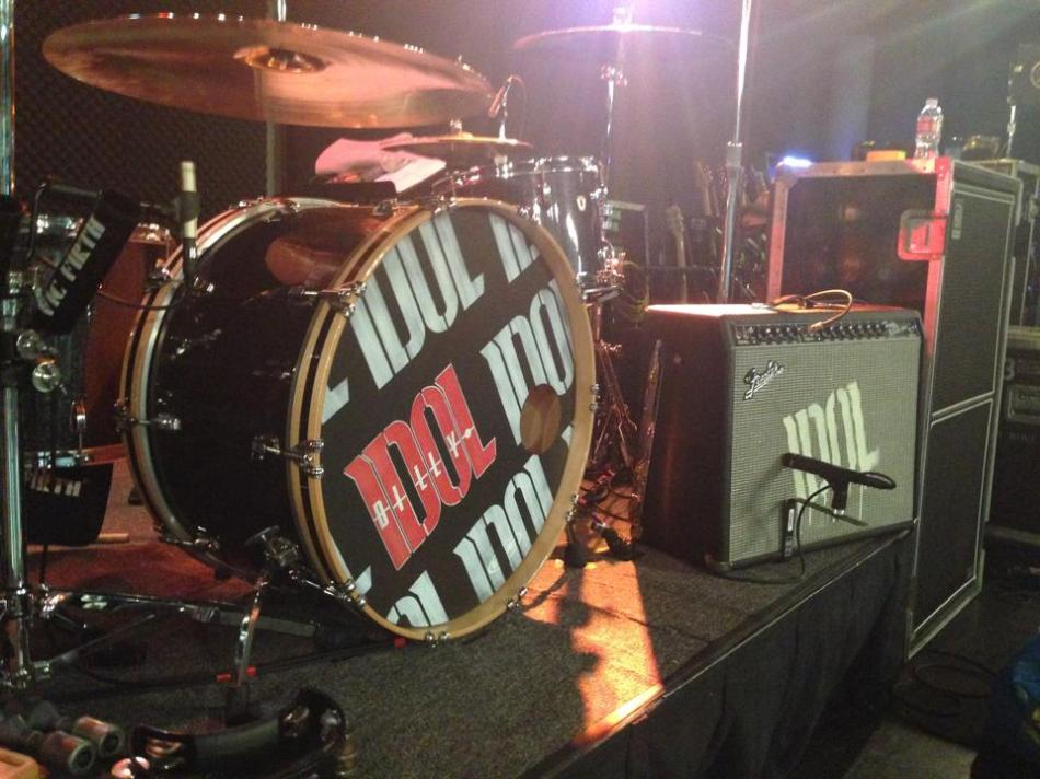 idol drum