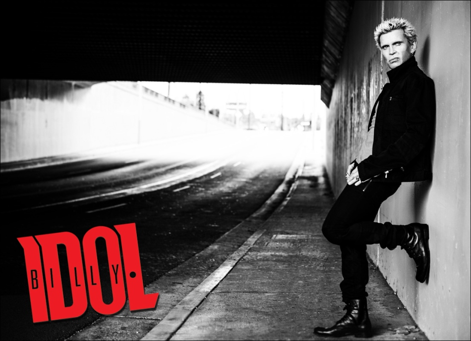billy idol lp 14