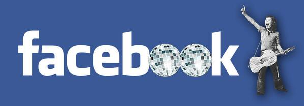 facebook glitterball