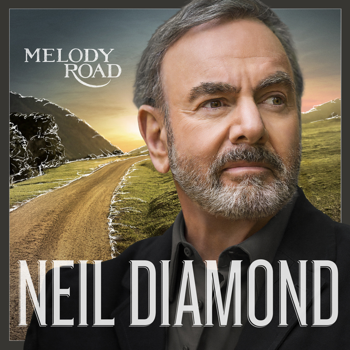 neil diamond-melody-road-cover