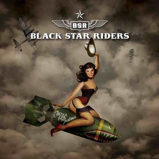 black star riders killer