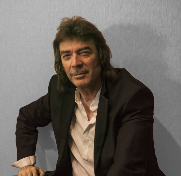 SteveHackett press credit Rick Pauline