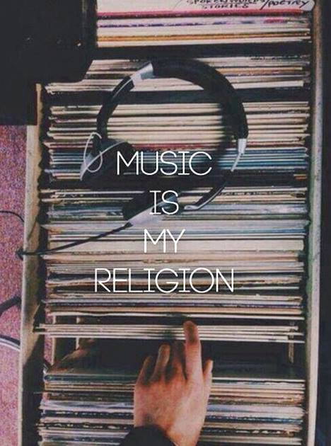 music-is-my-religion