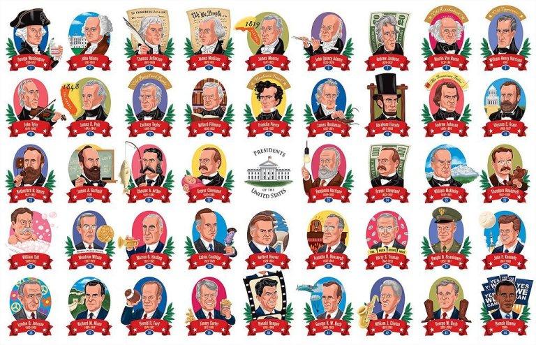 great-american-presidents