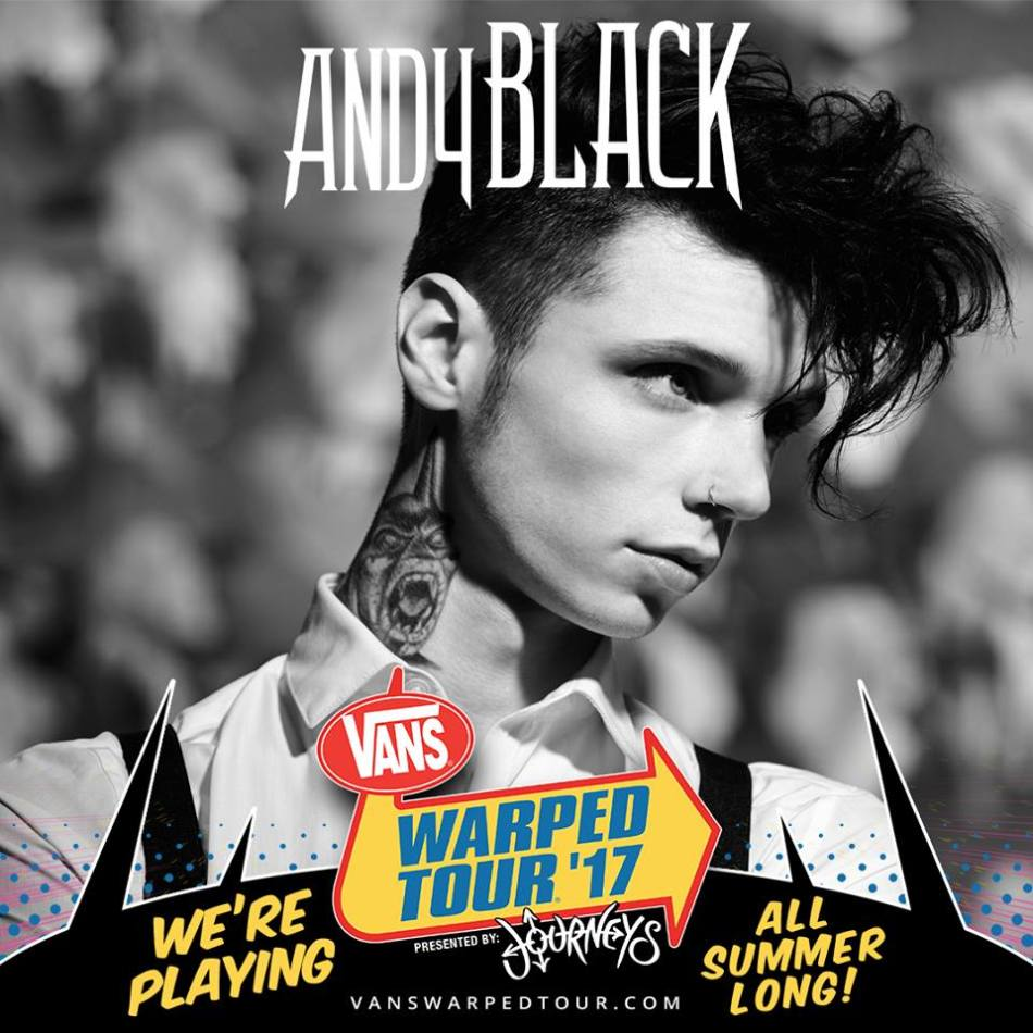 andi black warped