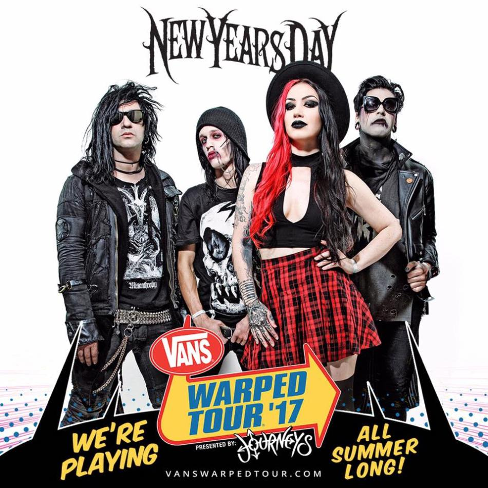 nyd warped