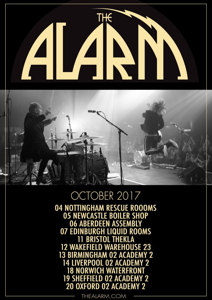alarm oct tour