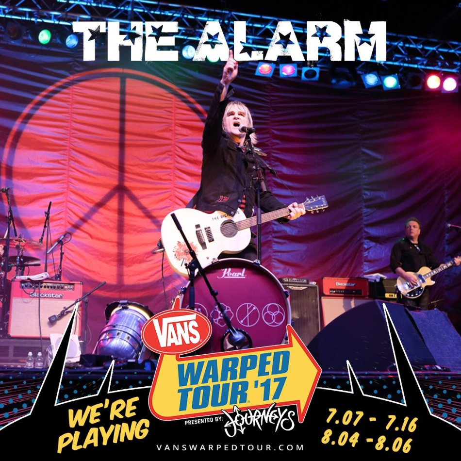 alarm warped 17