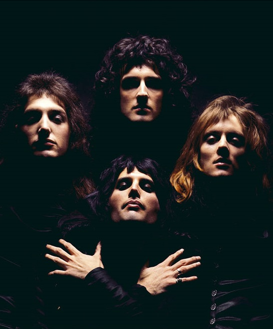 queen lp cover
