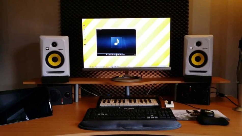 home studioset u