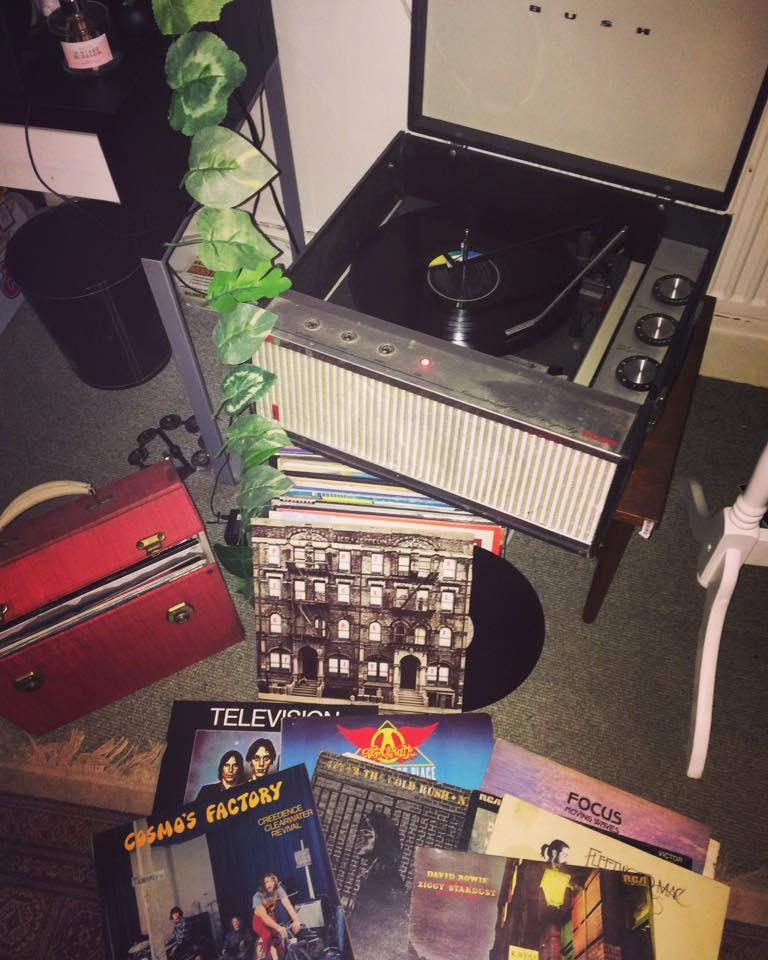vinyl 70s
