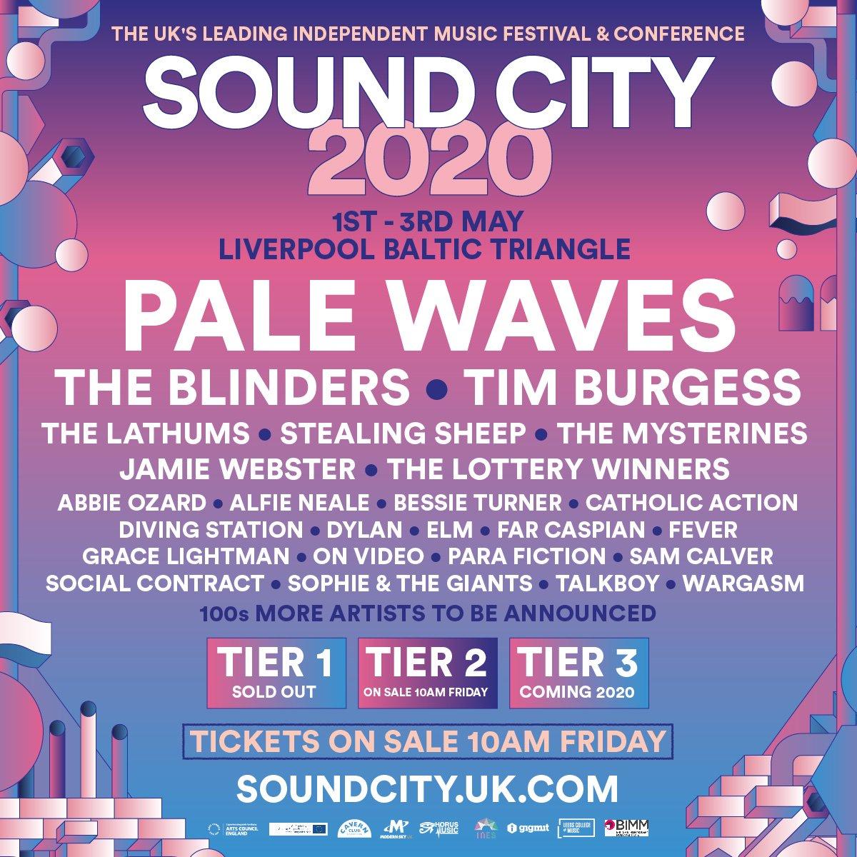 Events Sc 2020.Sound City 2020 Lvrpl Circlekj